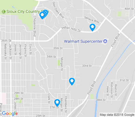 map of 51104 apartments for rent