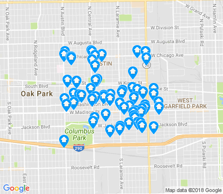 map of 60644 apartments for rent