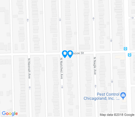 map of Schorsch Village apartments for rent