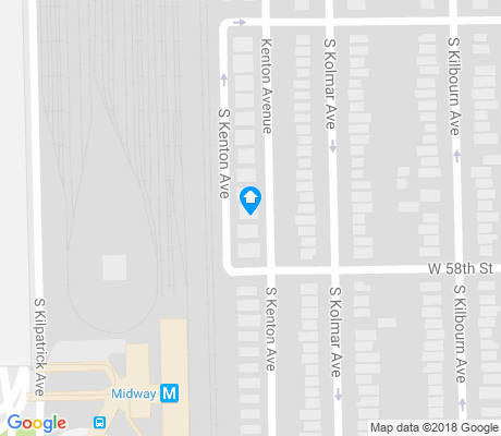 map of West Elsdon apartments for rent