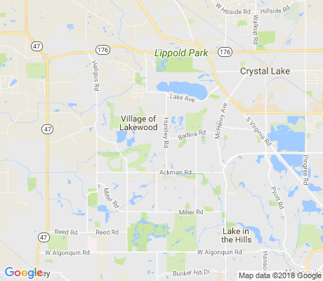 map of Harvest Run apartments for rent