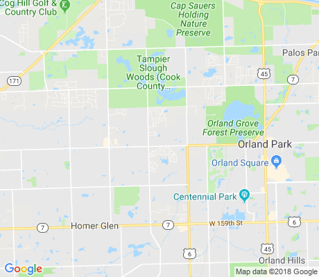map of Long Run Creek apartments for rent