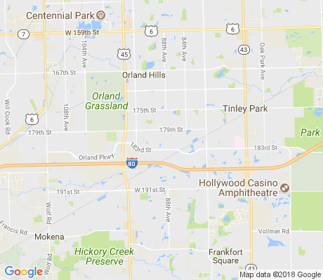 map of Pheasant Lakes apartments for rent