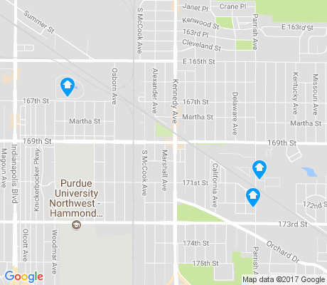 map of 46323 apartments for rent