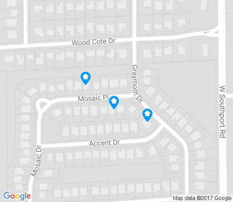 map of West Newton apartments for rent
