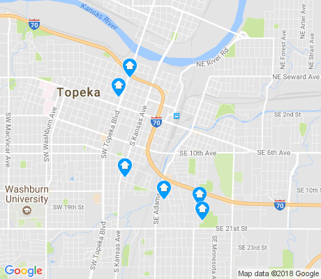 Downtown Topeka Apartments for Rent and Rentals Walk Score