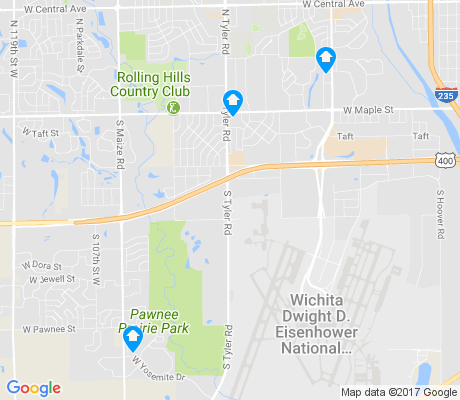 map of 67209 apartments for rent