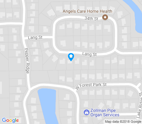 map of Tylers Landing apartments for rent