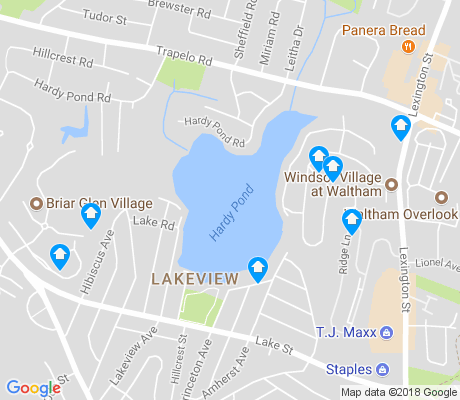 Lakeview Waltham Apartments for Rent and Rentals - Walk Score