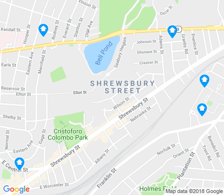 Shrewsbury Street Worcester Apartments for Rent and Rentals Walk Score