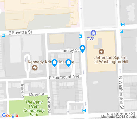 map of Dunbar apartments for rent