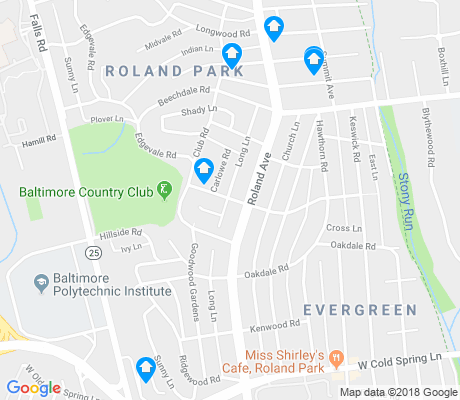 Roland Park Apartments For Rent