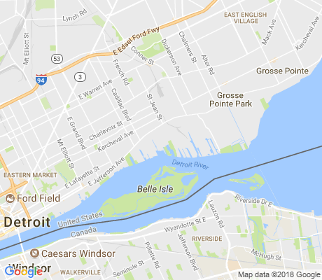 map of Marina District apartments for rent
