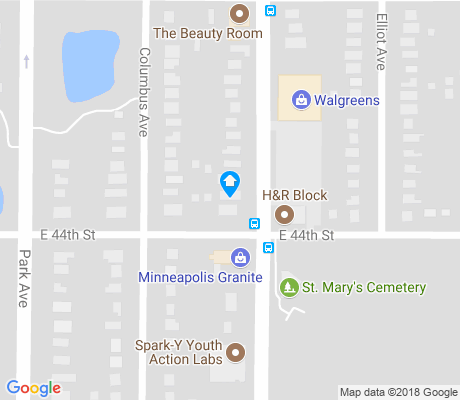 map of Regina apartments for rent