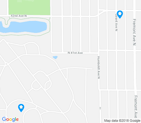 map of Webber - Camden apartments for rent