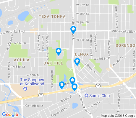 Oak Hill St Louis Park Apartments For Rent And Rentals Walk Score