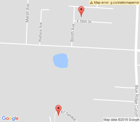 map of Lewis Heights apartments for rent