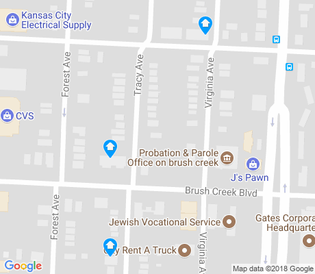 map of Manheim Park apartments for rent