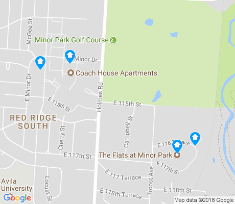 map of Mission Lake apartments for rent