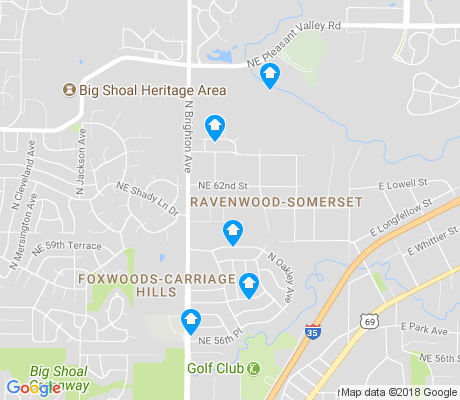 map of Ravenwood-Somerset apartments for rent
