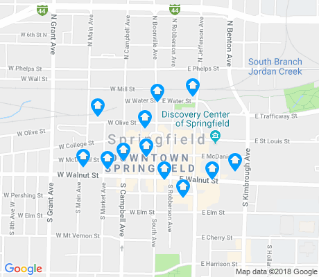 Downtown Springfield Apartments for Rent and Rentals Walk Score
