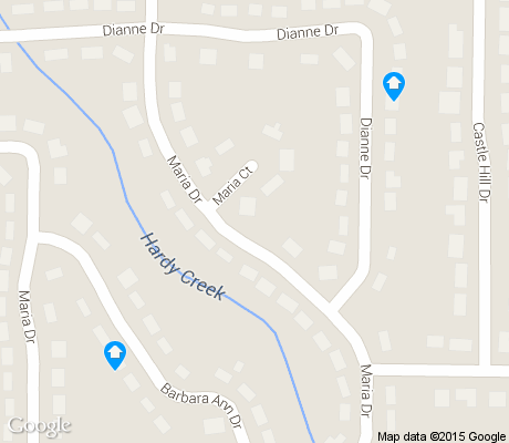 map of Appleridge apartments for rent