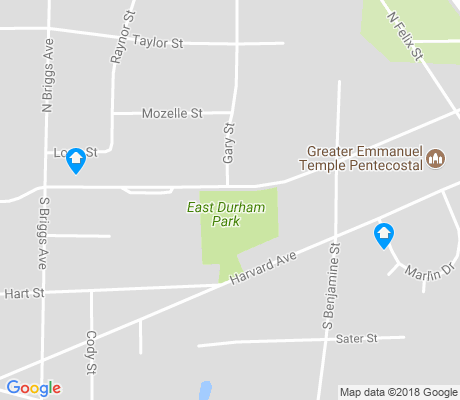 map of Y.E. Smith apartments for rent