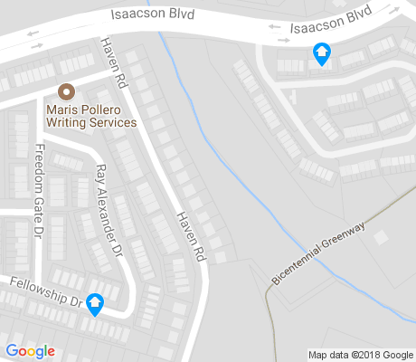 map of Quaker Run apartments for rent