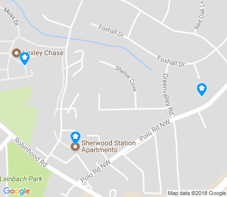 map of Mount Tabor apartments for rent
