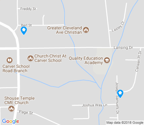 map of Old Carver apartments for rent