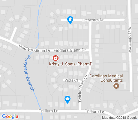 map of Union Ridge apartments for rent