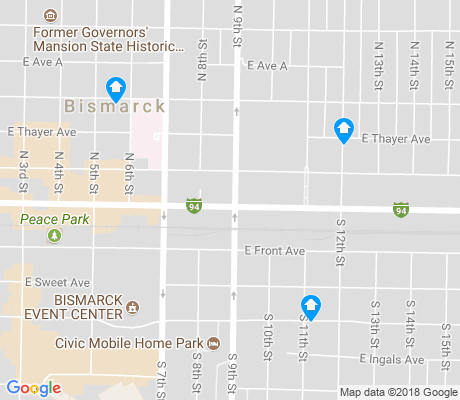 Downtown Bismarck Apartments for Rent and Rentals Walk Score