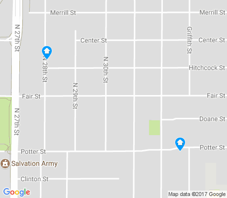 map of Clinton apartments for rent