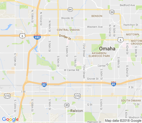 map of Loveland apartments for rent