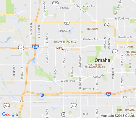 map of Old Loveland apartments for rent