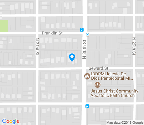 map of Prospect Hill apartments for rent