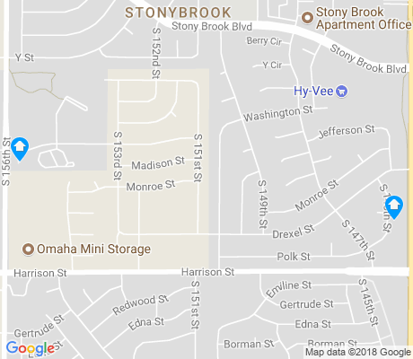 map of Stonybrook apartments for rent