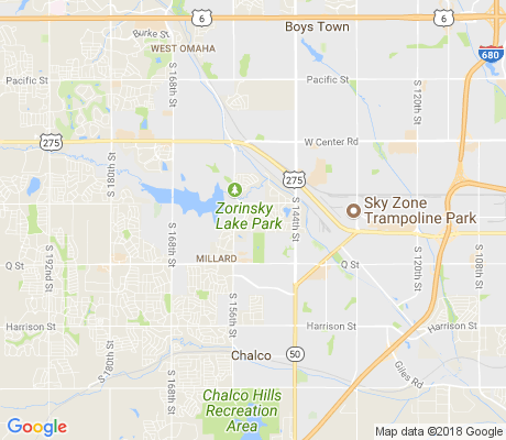 map of Summerwood apartments for rent