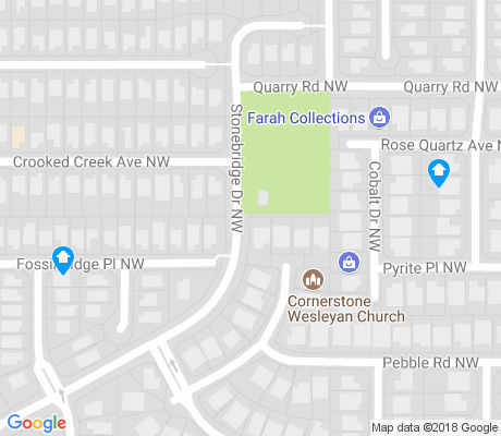 map of Stonebridge Pointe apartments for rent