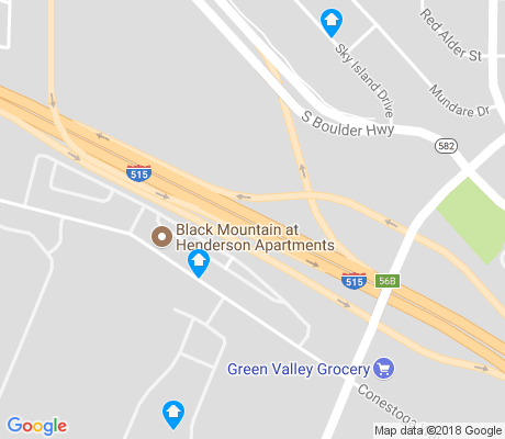 map of Mission Hills apartments for rent