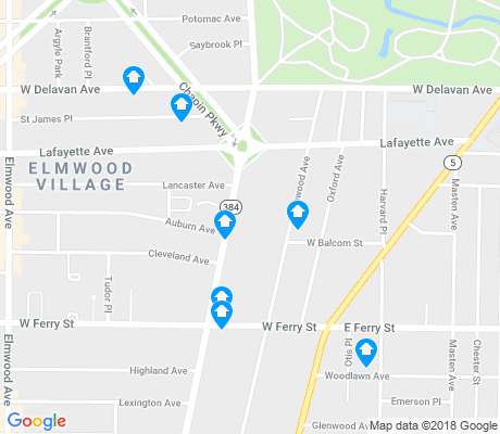 map of Delaware - West Ferry apartments for rent