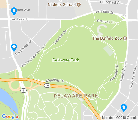 map of Park Meadow apartments for rent