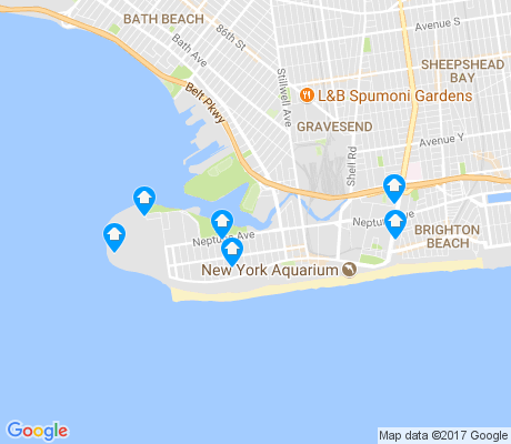 map of 11224 apartments for rent