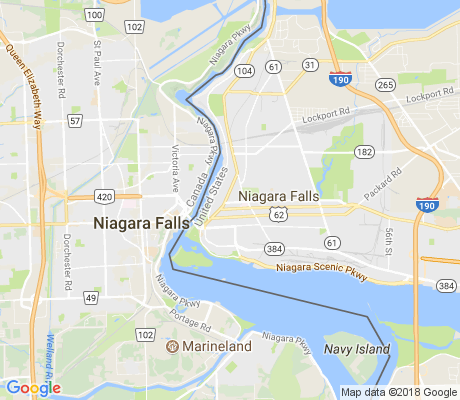 East Side Niagara Falls Apartments for Rent and Rentals ...