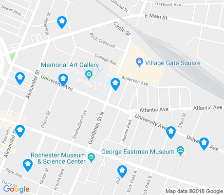 map of NOTA apartments for rent