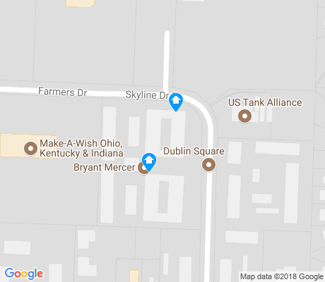 map of Brookside Colony apartments for rent