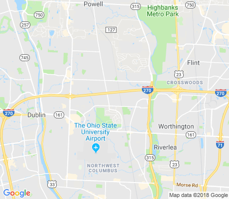 map of Brookside Village apartments for rent