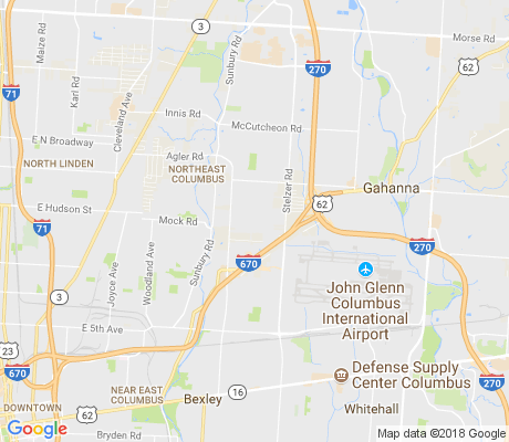 map of Cumberland Ridge apartments for rent