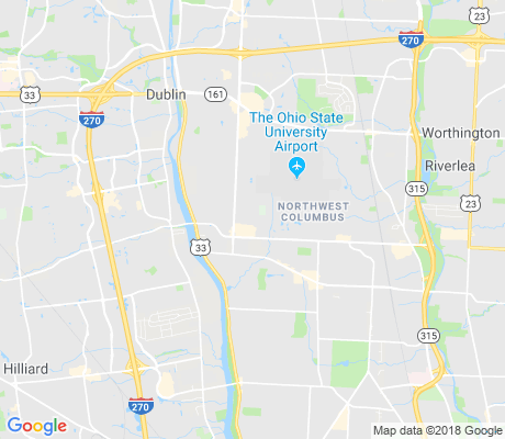 map of Misty Meadows apartments for rent