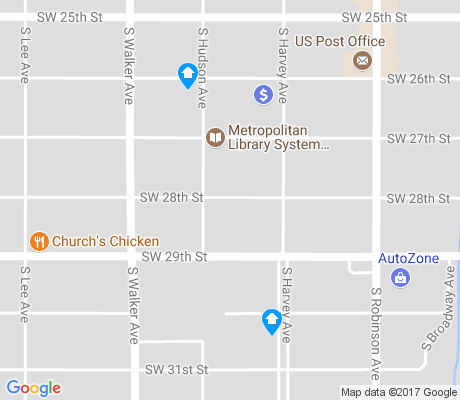 map of Central Capitol Hill apartments for rent